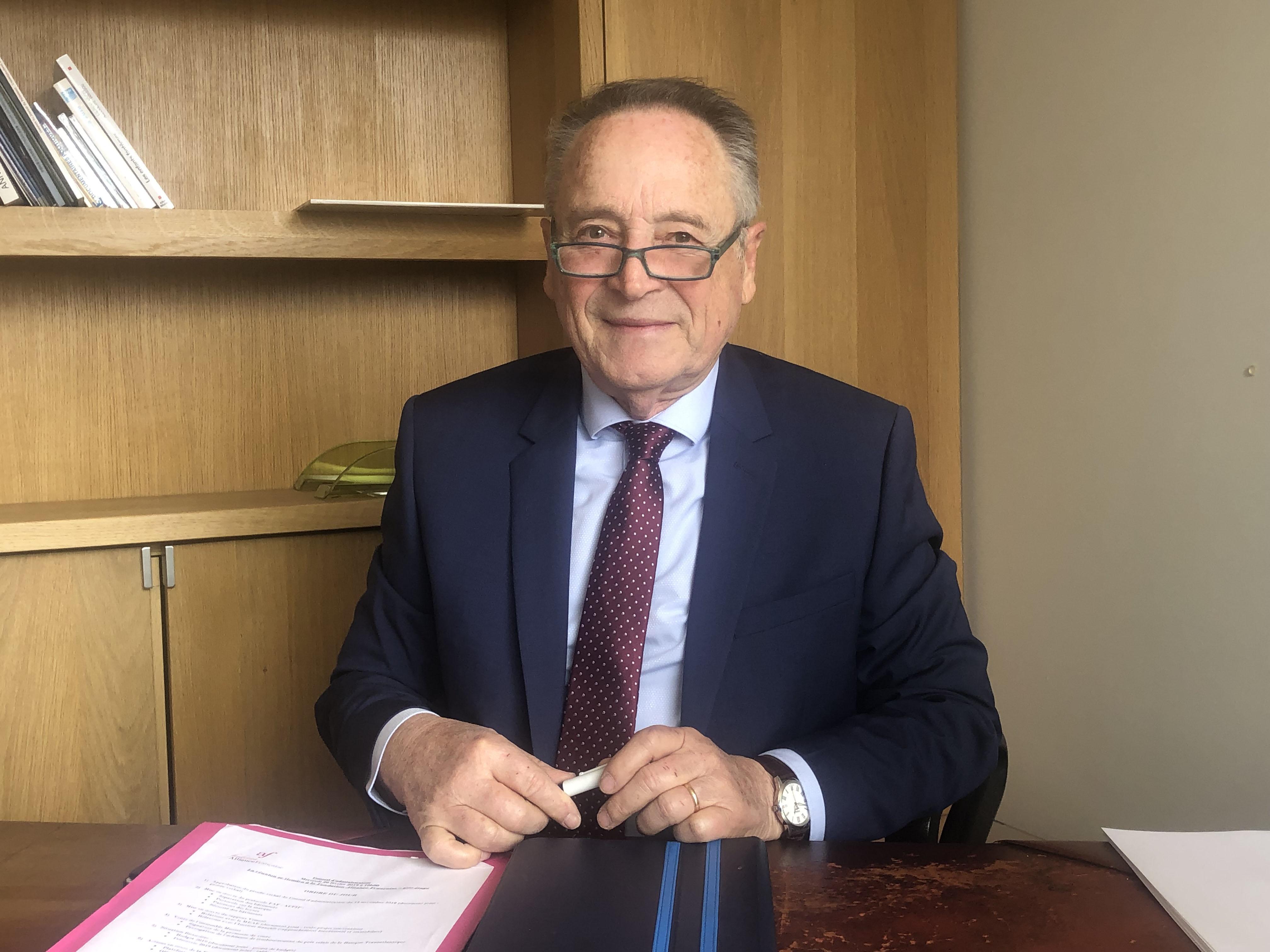 Alain-Pierre DEGENNE
