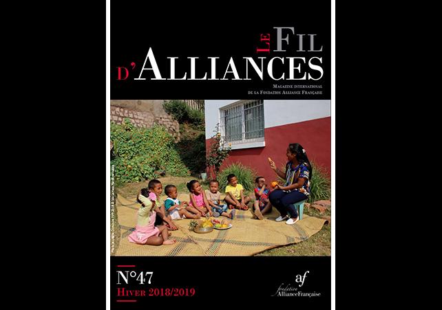 Fondation Alliance Française La Fondation Coordonne 834 Alliances