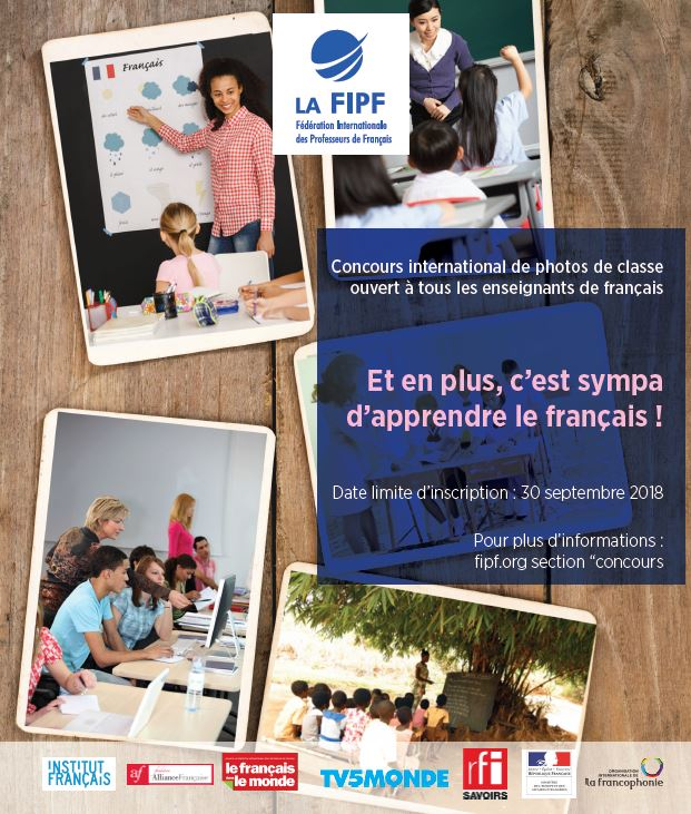 CONCOURS PHOTO FIPF